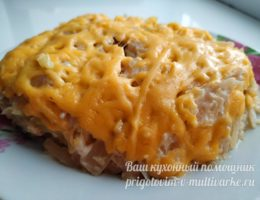 запеканка из картофеля с мясом